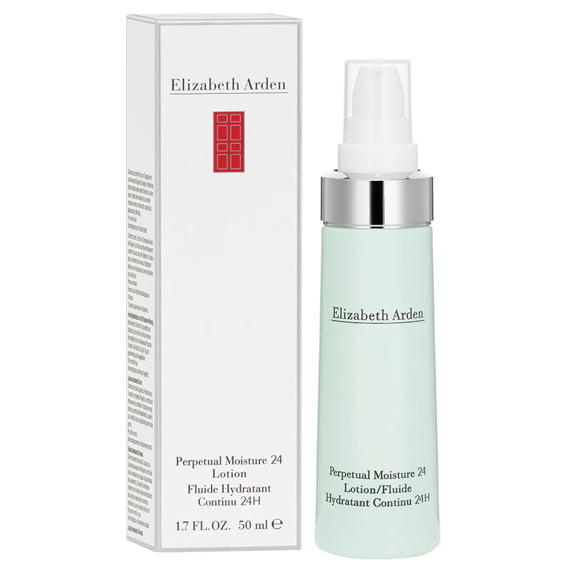 New Elizabeth Arden Perpetual Moisture Lotion 50ml Magnified View Review - Review elizabeth arden gift set Ideas