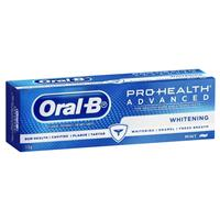 Oral B Toothpaste Pro Health Advanced Whitening 110g