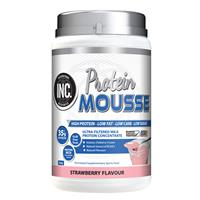 INC Protein Mousse Strawberry 500g
