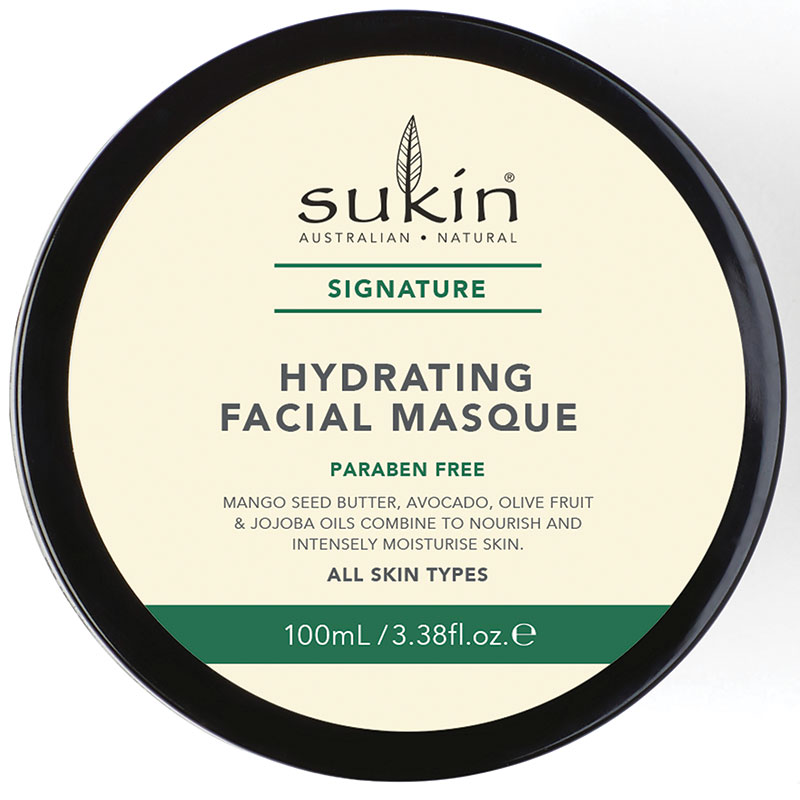 Buy Sukin Hydrating Facial Masque 100ml Online At Chemist