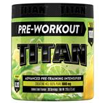 Titan Pre Workout Lemon Lime 213g
