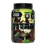 Titan Protein Powder Choc Mint 2.27kg