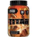 Titan Protein Powder Chocolate Peanut Butter 907g