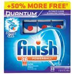 Finish Quantum Powerball 38 Pack