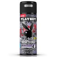Playboy New York Mens Body Spray 150ml