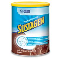 Sustagen Hospital Chocolate 900g