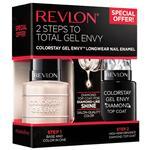 Revlon Colorstay Gel Envy Duo Packs Beginners Luck Diamond Top Coat