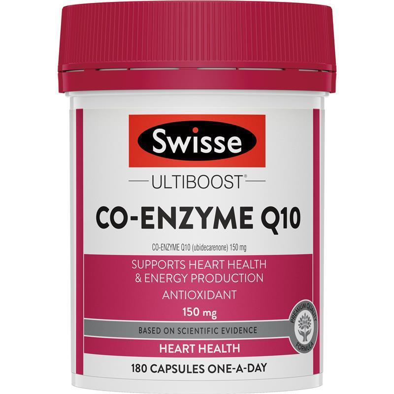 Top Information For 2017 On Establishing Critical Details Of Weightlifting: Swisse Ultiboost Co Enzyme Q10 150mg 180 Capsules