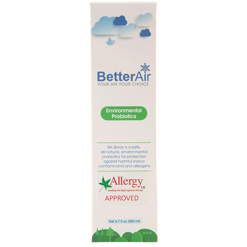buy better air enviromental probiotics spray pump 200ml