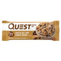 Quest Protein Bar Chocolate Chip Cookie Dough 60g