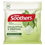 Allens Soothers Eucalyptus & Menthol 3x10 Lozenge Multipack