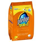 Pledge Grab It CItrus Dusting Cloth 20 Pack