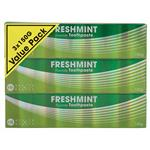 Health & Beauty Toothpaste Freshmint 50g 3 Pack