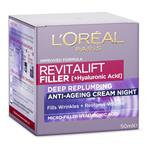 L'Oreal Dermo Revitalift Filler Night Cream 50ml