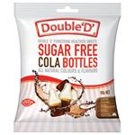 Double D Sugarfree Cola Bottles 90g