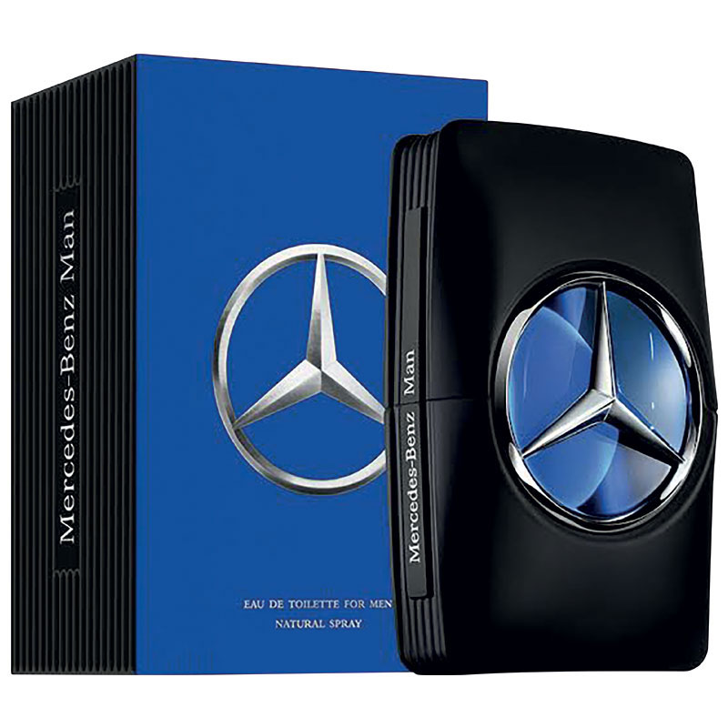 buy mercedes benz man eau de toilette 50ml spray online at. Black Bedroom Furniture Sets. Home Design Ideas