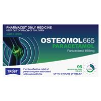 Osteomol 665mg Tablets 96