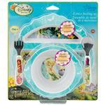 Disney Feeding Set Fairies 4 Piece