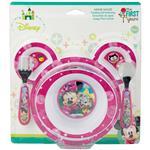 Disney Feeding Set Minnie 4 Piece