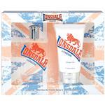 Lonsdale For Men 100ml Eau De Toilette Spray 2 Piece Set