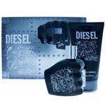 Diesel Only The Brave Tattoo 75ml Plus Shower Gel 2 Piece Set