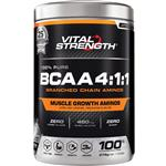 VitalStrength BCAA 4:1:1 Leucine Isoleucine and Valine 375g