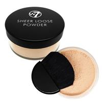 W7 Sheer Loose Powder Natural Beige