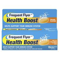 Frequent Flyer Health Boost 15 Tablets