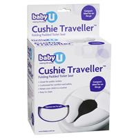 Baby U Cushie Traveller Folding Padded Toilet Seat Online Only