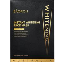 Eaoron Instant Whitening Face Mask 25ml 5 Piece