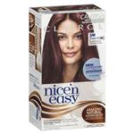 Clairol Nice & Easy 118E Natural Mahogany Brown
