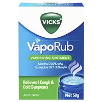 Vicks Vaporub Jar 50g