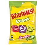 Starburst Sweet and Sours Fruit Chews 170g