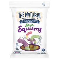 The Natural Confectionery Co. Squirms 180g