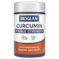 Bioglan Curcumin Double Strength 1200mg 40 Tablets