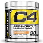Cellucor C4 Gen4 Peach Mango 30 Serve