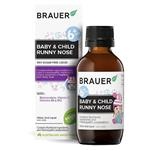 Brauer Baby & Child Runny Nose Relief 100ml
