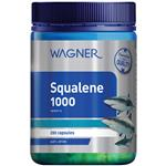 Wagner Squalene 1000 200 Capsules