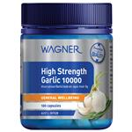 Wagner High Strength Garlic 10000 100 Capsules
