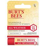 Burts Bees All Weather SPF 15+ Lip Balm 4.25g