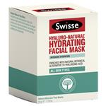 Swisse Hyaluro Natural Hydrating Facial Mask 50ml