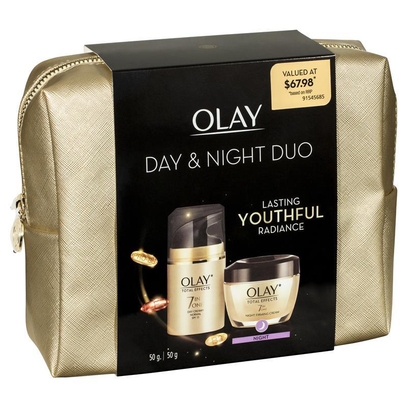 Click to enlarge  sc 1 st  My Beauty Spot & Olay Total Effects Day u0026 Night Gift Set : My Beauty Spot