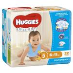 Huggies Convenience Pack Crawler 22 Boy