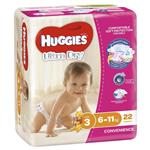 Huggies Convenience Pack Crawler 22 Girl