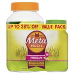 Metamucil Capsules Value Bundle 300 Capsules + 100 Capsules