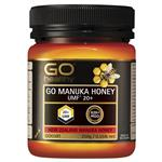 GO Healthy Manuka Honey UMF 20+ (MGO 820+) 250gm (Not For Sale In WA)