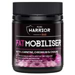 Pure Warrior Fat Mobiliser 90 Capsules
