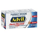 Advil Rapid Release 96 Tablets