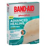 Band-Aid Advanced Healing Hydro Seal Jumbo 3 Pack