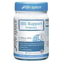 Life Space IBS Support Probiotic 30 Capsules